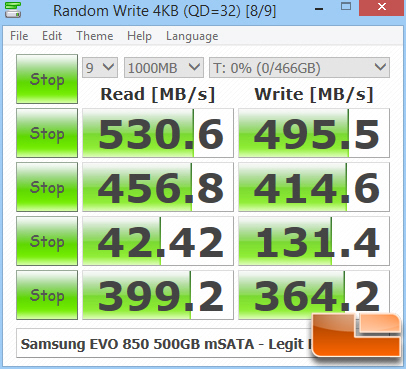 Samsung 850 Evo Msata And M 2 Ssd Review Page 5 Of 8 Legit