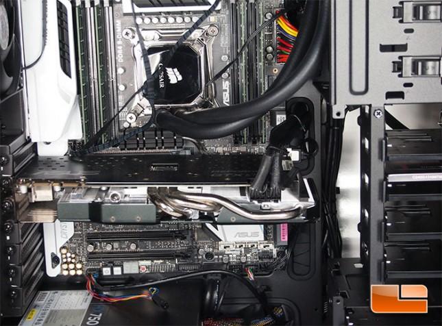 Cooler Master Silencio 652S Graphics Card Installaion