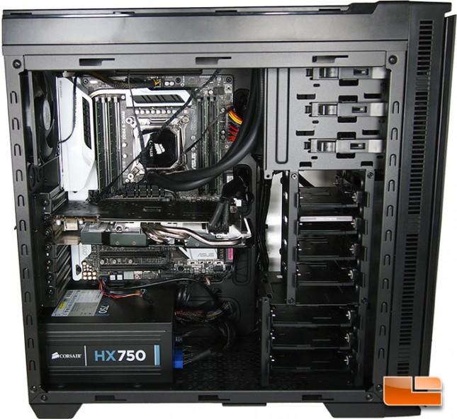 Cooler Master Silencio 652S System Installaion