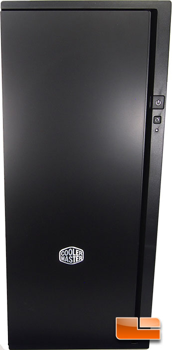 Cooler Master Silencio 652S Silent Chassis Front Panel