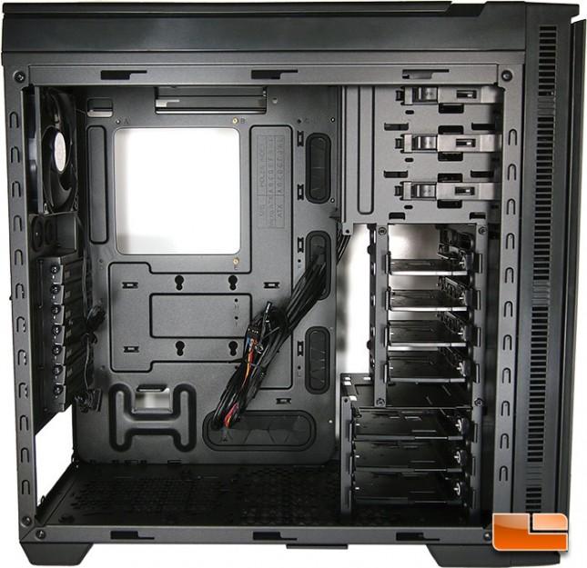 Cooler Master Silencio 652S Motherboard Tray