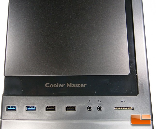 Cooler Master Silencio 652S Silent Chassis Top Panel