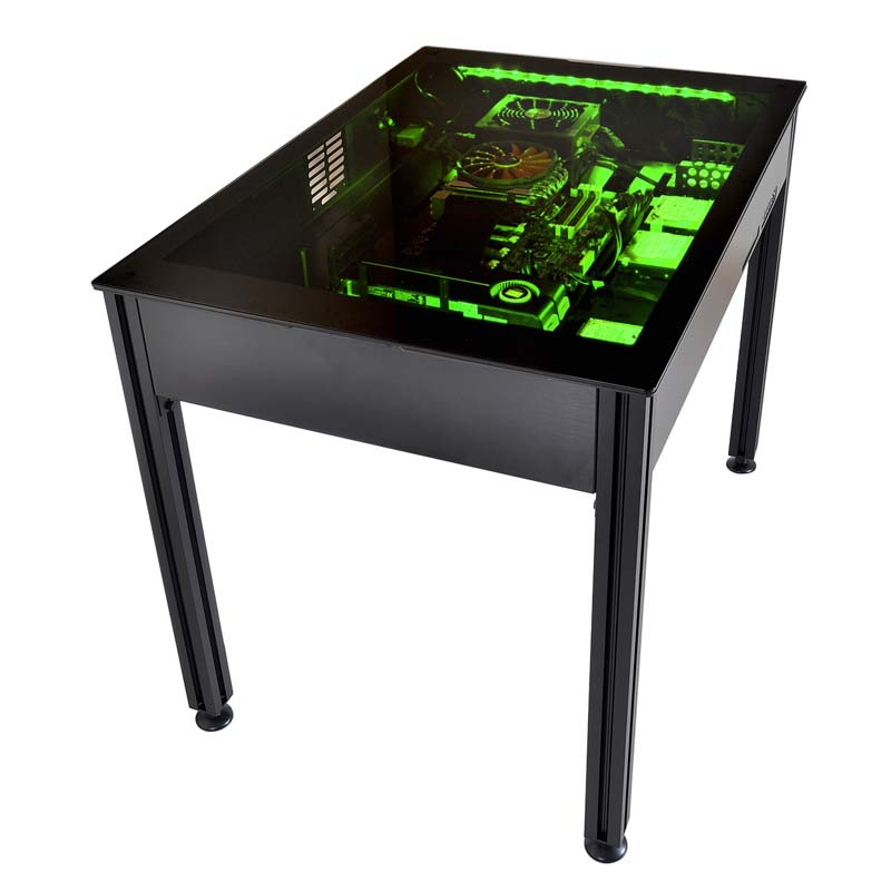 Lian Li To Show Off Dk Q2 Desk Pc Chassis At Cebit 2015