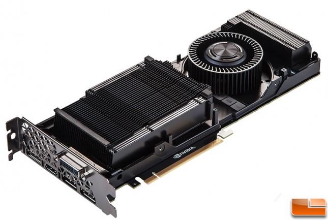 NVIDIA GeForce GTX Titan X GPU Cooler