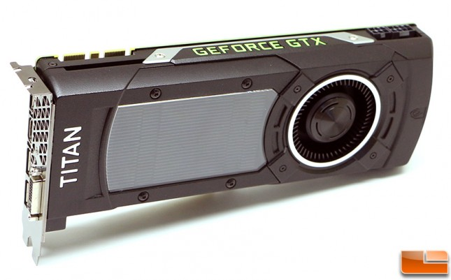 NVIDIA GeForce GTX Titan X Video Card
