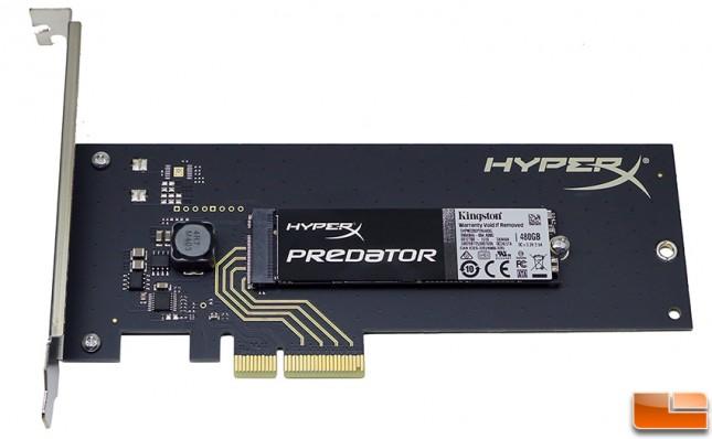 Predator PCIe SSD