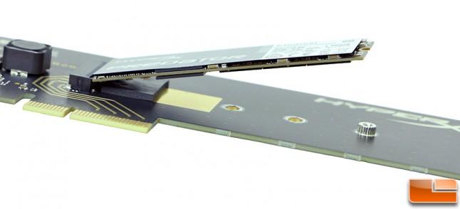 Predator PCIe SSD Thermal Pad