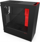 Black & Red NZXT S340
