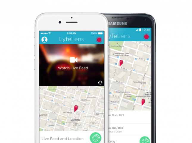 LyfeLens - popup-app