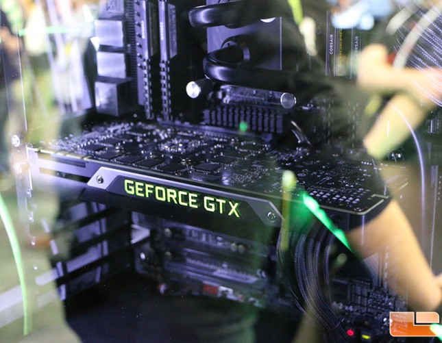 GeForce GTX Titan X VIdeo Card