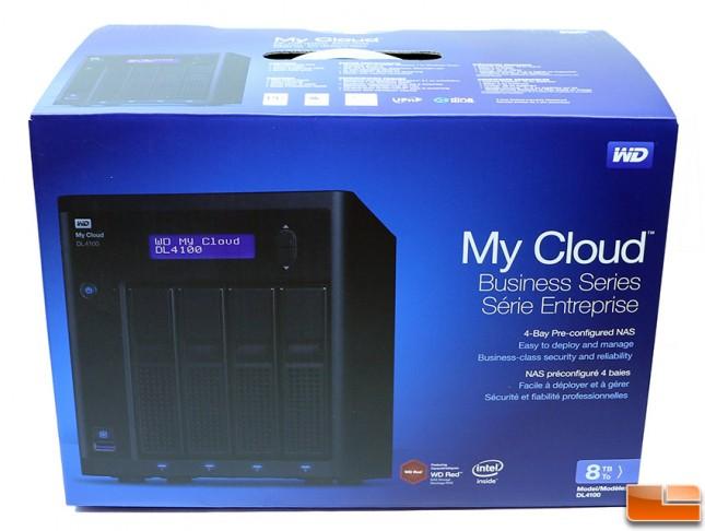 WD My Cloud DL4100