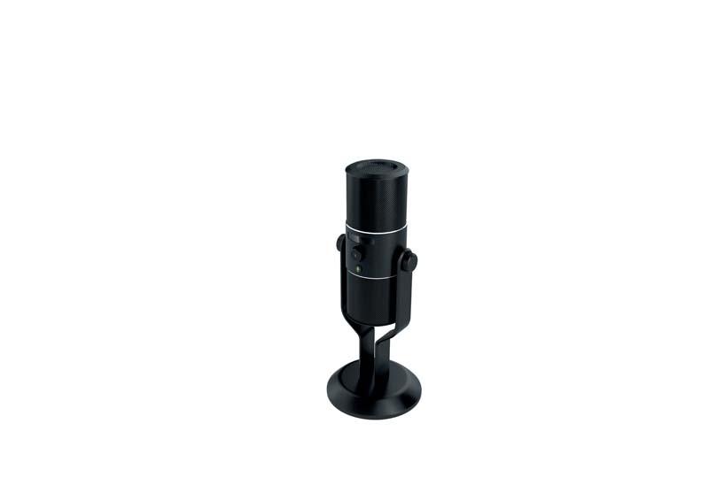 Razer Seiren Pro Digital Microphone Designed For