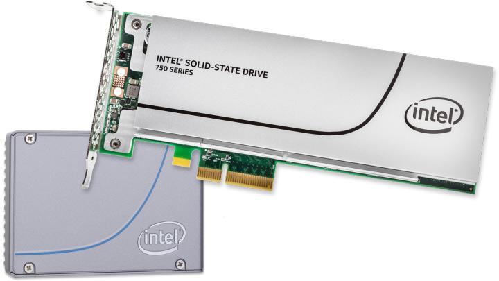 Intel Ssd 750 1.2tb Intel Ssd 750 Series