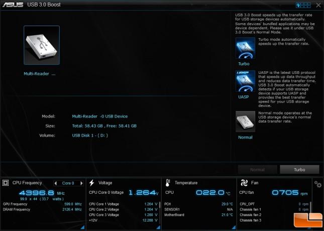 ASUS USB 3.0 Boost
