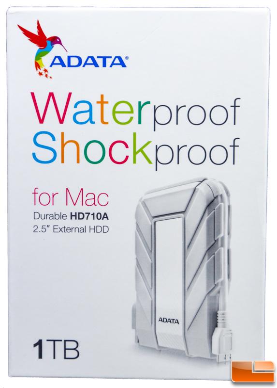 ADATA HD710A Box