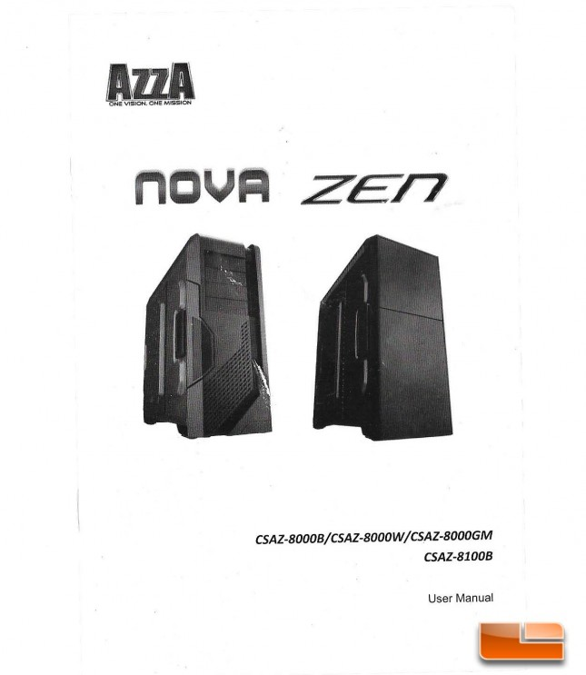 AzzaNova8000AccessoryManual