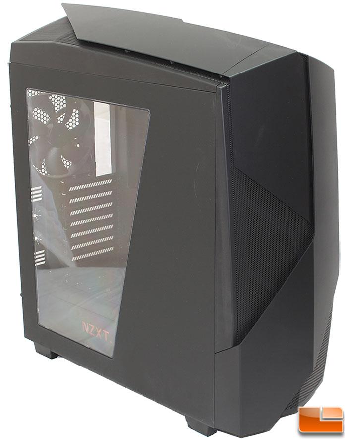 Nzxt Noctis 450 Mid Tower Case Review Legit Reviewsnzxt