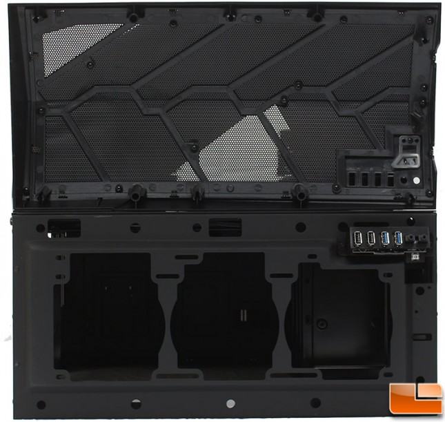 NZXT-Noctis-450-Exterior-top-Removed