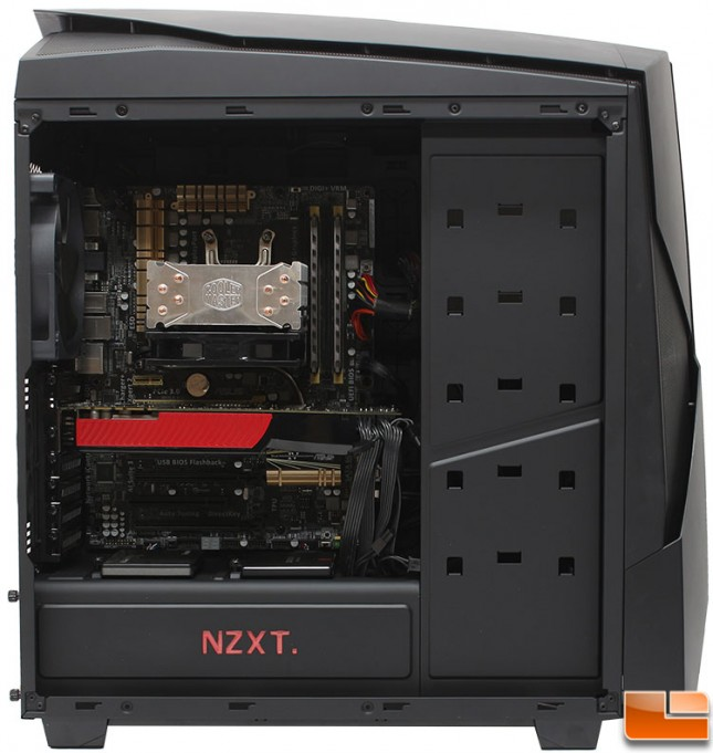 NZXT-Noctis-450-Installation-Full