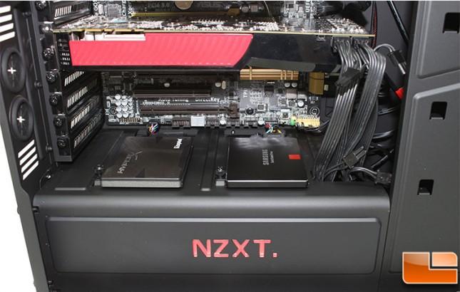 NZXT-Noctis-450-Installation-PSU-Shroud