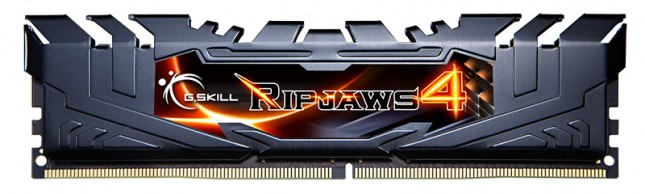 G.SKILL Ripjaws 4 Series DDR4 3666MHz Memory kit Announced