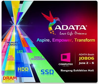 ADATA Computex 2015
