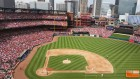 Busch Stadium Cardinals Baseball Game