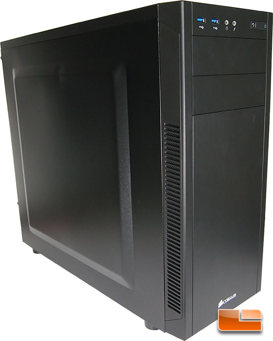 Corsair Carbide 100R Case Review