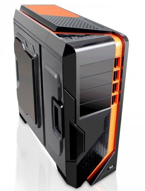 Nova 8000 Case Orange