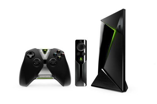 Original NVidia Shield TV Gets Android Nougat Update