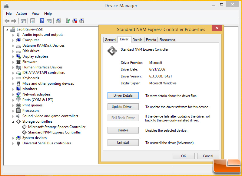 Samsung Nvme Inf Driver