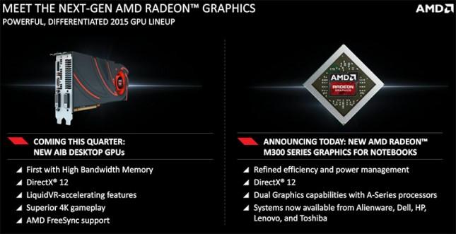 AMD Radeon R9 300 Series Cards Coming In Weeks