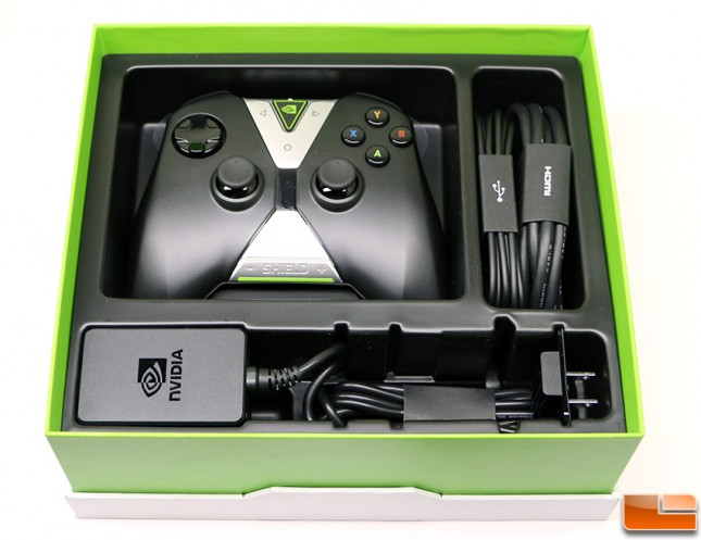 NVIDIA SHIELD 16GB Console Accessories