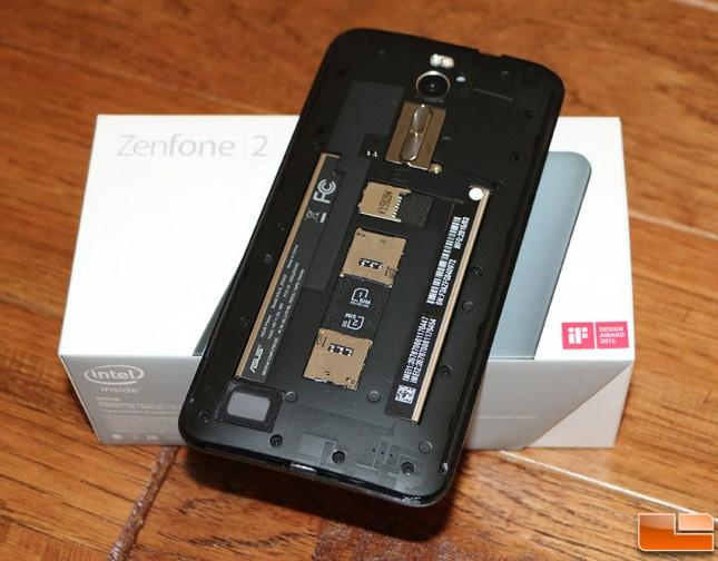 Zenfone 2 Inside