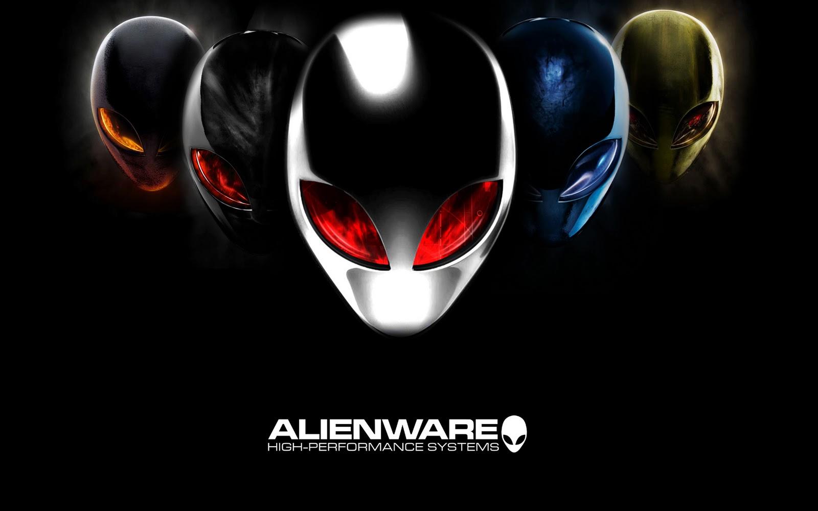 Alienware Logo...