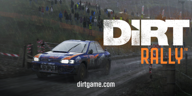 Codemasters Dirt Rally