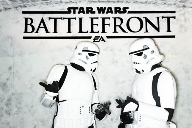 E3 2015 Booth Babes