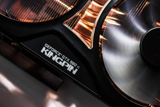GeForce GTX 980 Ti Kingpin