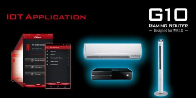 ASRock Gaming  G10 IoT Application