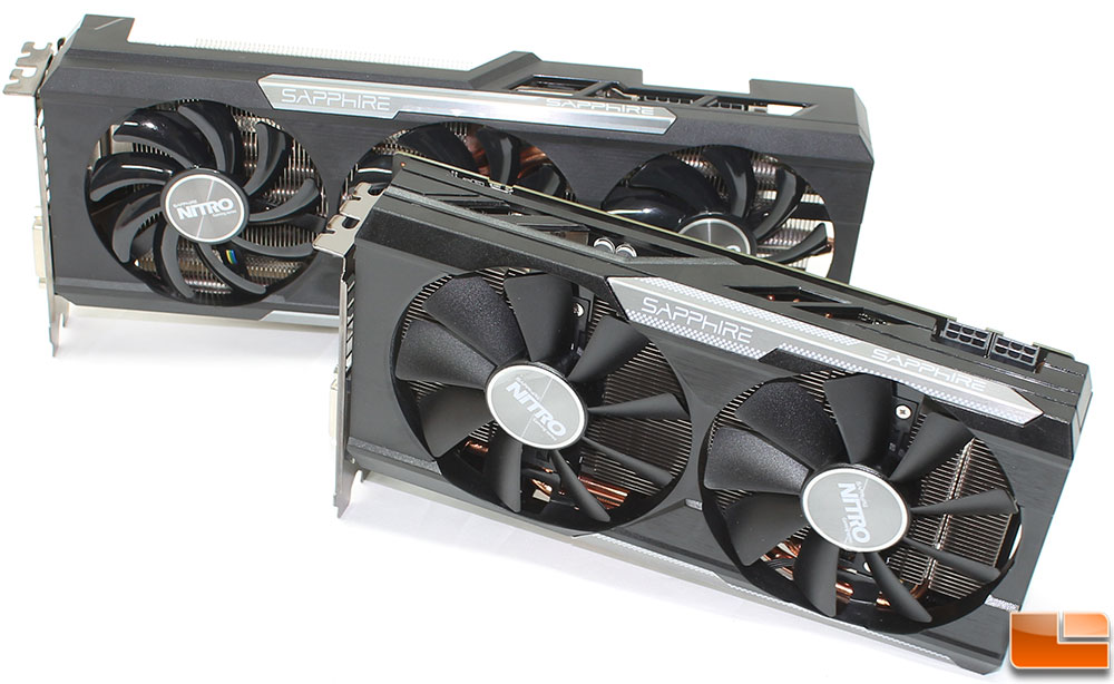 Sapphire Nitro R9 380 And 390 Video Card Reviewfinal