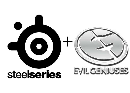 steelseries and evil geniuses announces partnership