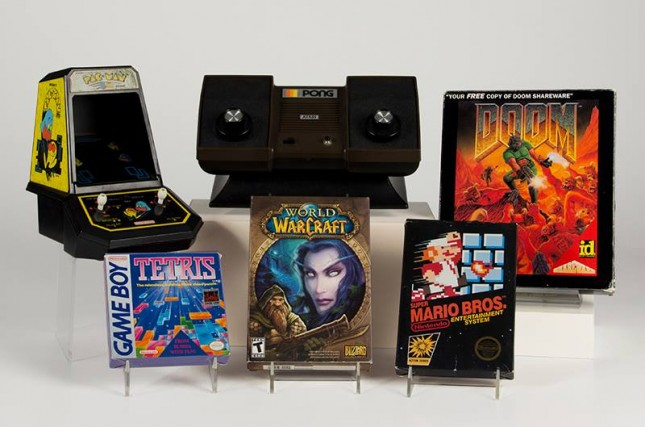 Six Game Titles Make It Into The World Video Game Hall of Fame