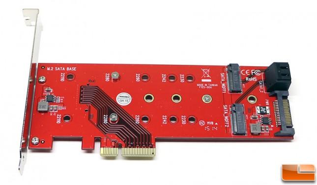 addonics x110 adapter