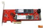 Addonics x110 M.2 PCIe x4 Adapter
