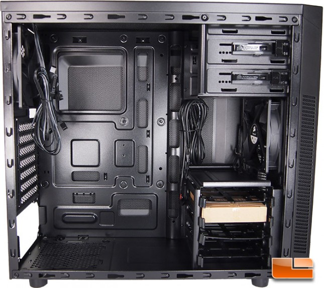 Corsair Carbide 100R Silent Edition Motherboard Tray