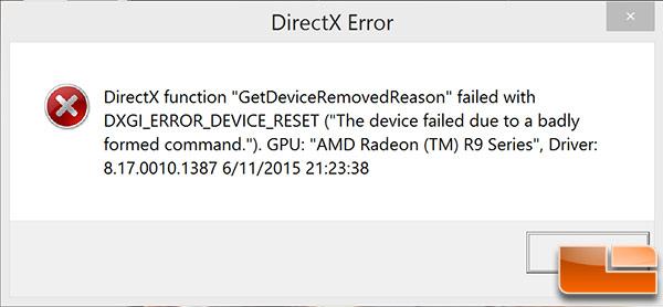 dx-error