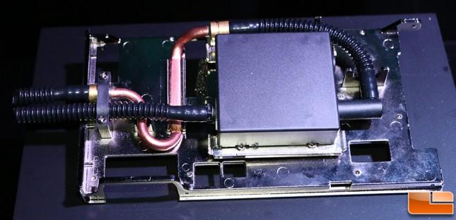 Radeon R9 Fury X GPU Cooler