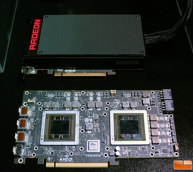 AMD Radeon Fury X2 Video Card