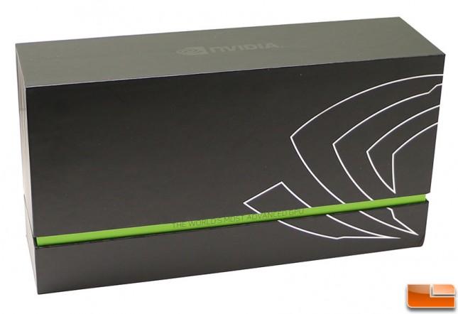 GeForce GTX 980 Ti Box