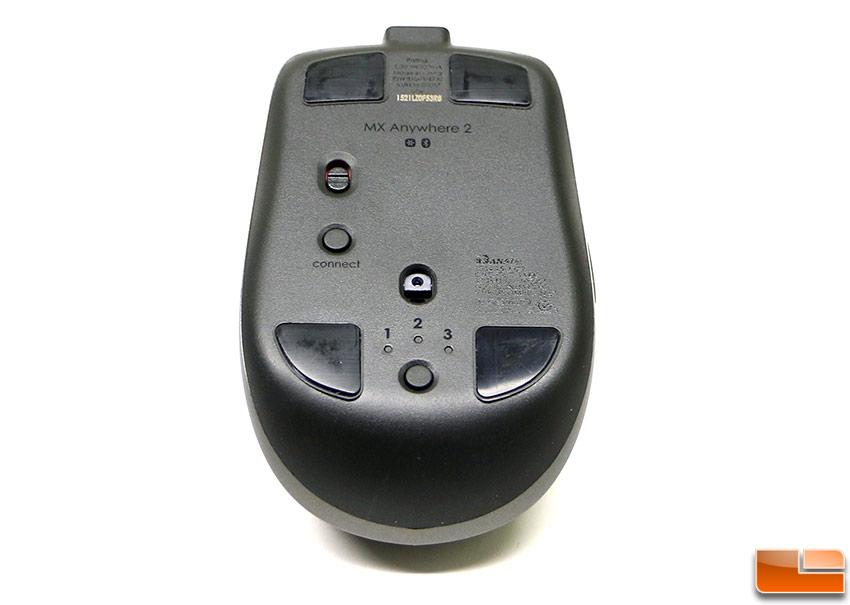 99f04a1b765 Logitech MX Anywhere 2 Wireless Mouse Review - Legit Reviews